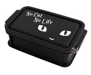 LUNCH BOX NO CAT NO LIFE