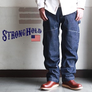 Double Inter Work Pants Long Hall
