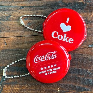 Cola Coin Case Round