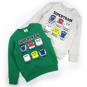 Shinkansen Raised Back Sweatshirt