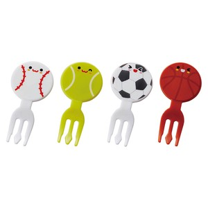 Bento (Lunch Box) Product Ball Friends Fork Pick