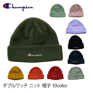 Double Watch Cap Knitted Hats & Cap