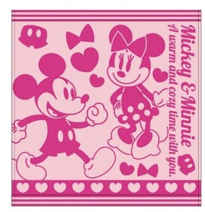 Disney Jacquard Towel Mick Minnie