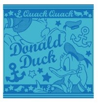 Disney Jacquard Towel Donald