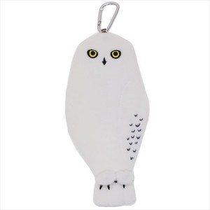 Soft Toy Pencil Case White Owl