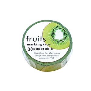 Fruit Washi Tape Kiwi