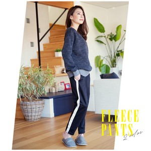 Tricot Fleece Track Pants Ladies