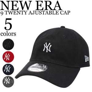 《即納》NEW ERA《定番》■CAP■9 TWENTY AJUSTABLE CAP MELTON
