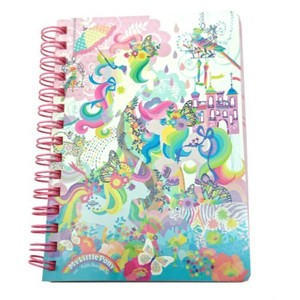 Ring Notebook HORAGUCHI KAYO Retro