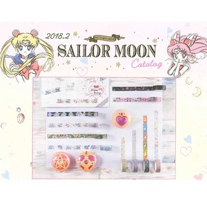 """Sailor Moon"" Masking Tapes"
