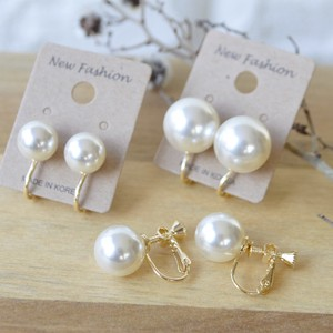 Fake Pearl 1 Pc Earring