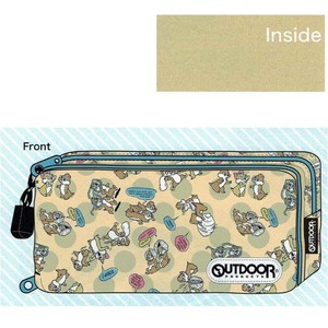 Disney Chip 'n Dale Room Pencil Case Outdoor Good Products