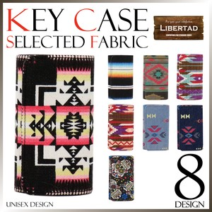 Native Key Case Fabric Wallet Unisex Coast Adult Casual
