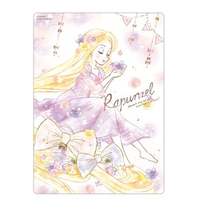 Stationery plastic sheet Rapunzel Princes Stationery