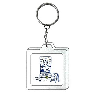 Acrylic Key Ring MONICA