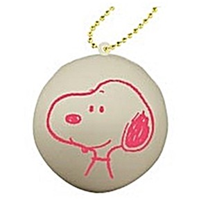 Mascot Ball Chain Attached Snoopy Macaroon