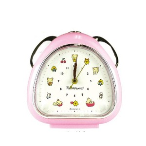 Rilakkuma Rice Ball Clock Icon Pink