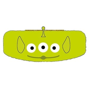 Eyeglass Case Alien