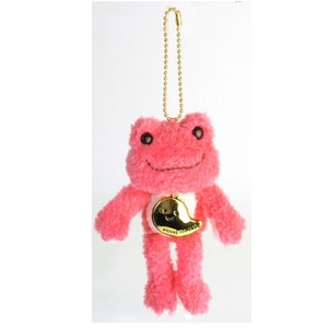 Ball Chain Attached Mascot Salmon