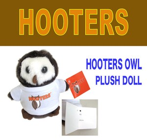 Soft Toy Doll Owl American