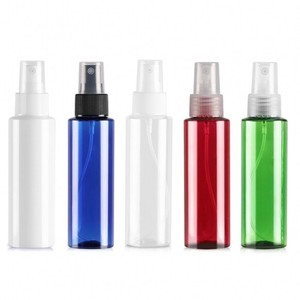 100 Light Shielding Plastic Bottle Spray Head Aroma Storage Container