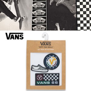VANS PATCH PACK    17133