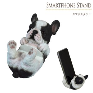 Smartphone Stand French Bulldog Dog