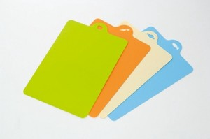 Sheet Chopping Board 4 Pcs Set