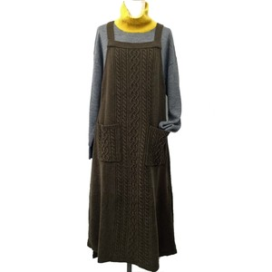 cocora Knitted Apron