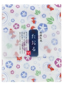 Fabric Towel Goldfish Morning Glory Fabric