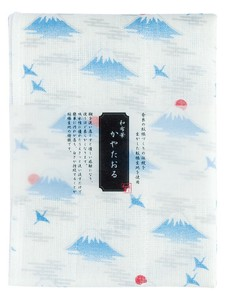 Fabric Towel Mt. Fuji Fabric