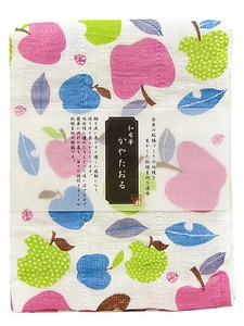 Fabric Towel Apple Fabric