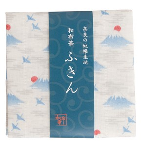Fabric Kitchen Towels Mt. Fuji Fabric Fluffy