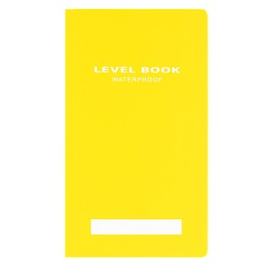 KOKUYO Yellow Water Resistant Cover
