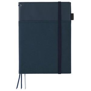 KOKUYO Cover Notebook Mick Ring B5 Synthetic Leather