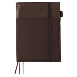 KOKUYO Cover Notebook Mick Ring Synthetic Leather