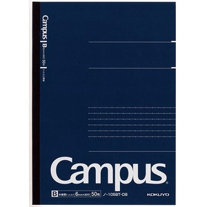 KOKUYO Campus Notebook Dot 50 Pcs