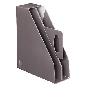 KOKUYO File Box Handle Attached Stand Gray
