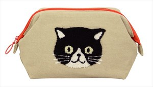 cat Coin Purse Pouch