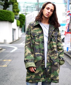 Early Spring Silhouette Military Type Jacket