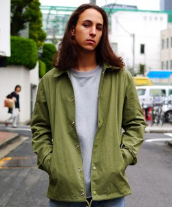Early Spring Stretch Washer Twill Jacket