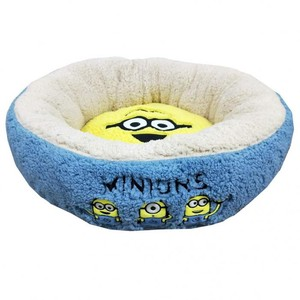 Minions Round Bed