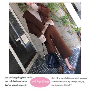 Gigging Material Jacket Pants Suit Set