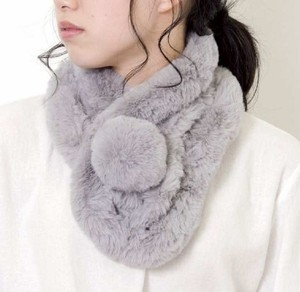 """2020 New Item"" Bonbon Fur Scarf"