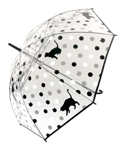 Vinyl Umbrella Face Dot