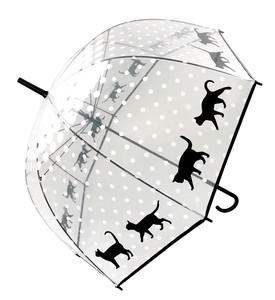Vinyl Umbrella Dome Dot