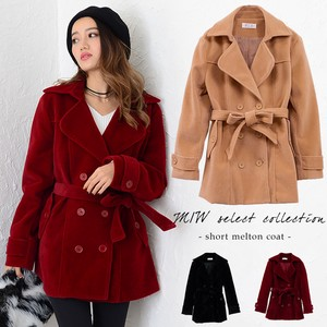 Appreciation Short Coat Coat Shawl Color Outerwear Ribbon
