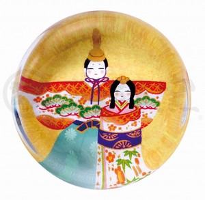 Hina Doll Chopstick Rest