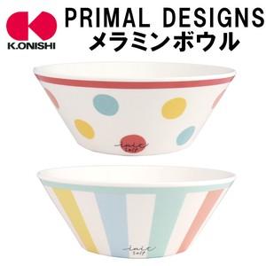 ■2019SS 新作■ PRIMAL DESIGNS メラミンボウル