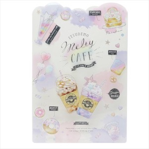 Stationery plastic sheet Stationery plastic sheet Die Cut SWEET